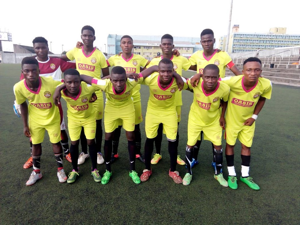 The Official Website Of Oasis Football Club Nigeria